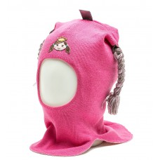 478 - Косы / косички - 28 Ярко-розовый