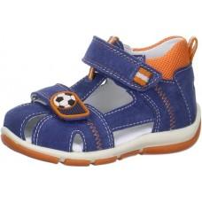 144 - 88 Стальные-синие с оранжевым с мячом